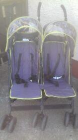 Double buggy