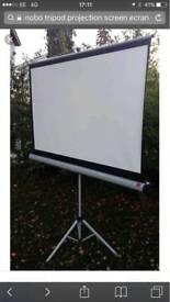 Brand new NOBO projector
