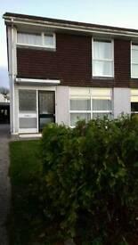 House to rent Plymstock, Plymouth, Devon. 3 bedroom semi, Garden, Garage,Private drive