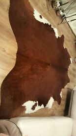 REAL COW SKIN RUG