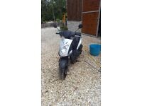 125 cc scooter