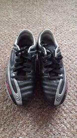Umbro football boots (size UK12)