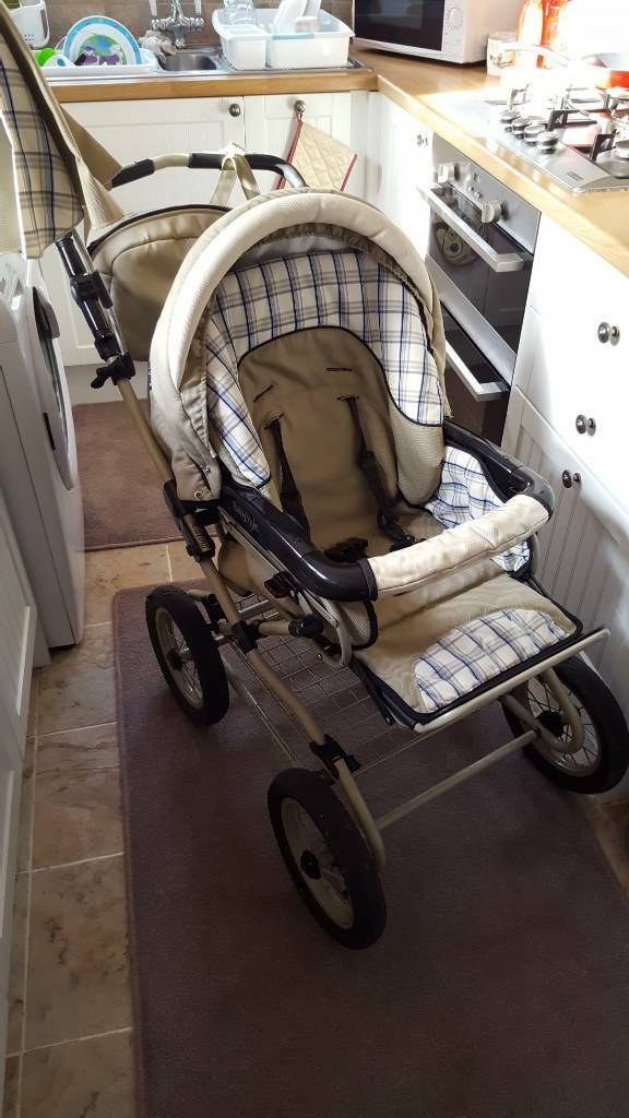 Babystyle pram and pushchair system