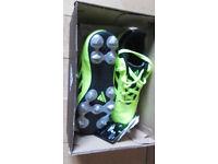 adidas boys football boots