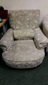 Antique gentleman's chair