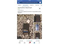 Samsung s7 edge!
