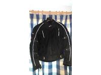RST Motorcycle Jacket Textile Pro Series ventilator IV