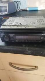 sony pop off cd player