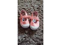 Baby Girls shoes size 2 from next