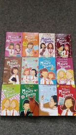 enid blyton mallory towers set of 12 books