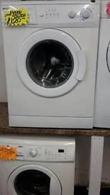 Beco white 6.kg load 1200 spin washing machine