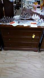 M+S solid chest of draw