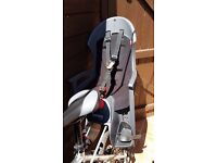 Hamax Siesta Rear Child Bike Seat - Grey