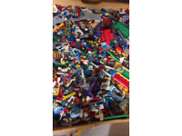 Job lot Lego - 15kg / 4000+ pieces of assorted lego