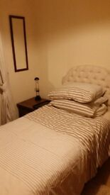 Single room with relaxed landlady