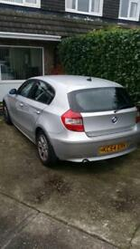 Spares and repairs I'm Selling My BMW series 116i SE 54 plate