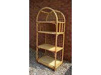 Cane Display/Shelf Unit