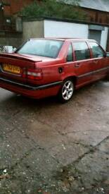 Volvo 850 saloon.2.5ltr.20valve V5.One doctor owner for 19yrs.F.S.H. 82OOO Genuine miles.