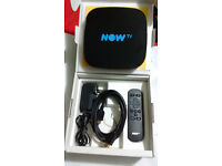 Sky now tv smart box with freeview, pause, rewind and catch up tv