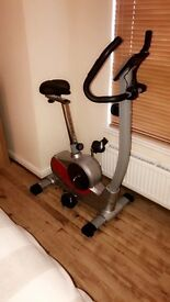 EXERCISE BIKE ( used only a few times)