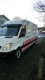 Mercedes Benz sprinter 313cdi lwb 4.2m mint condition