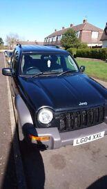 Black Jeep Cherokee Automatic Diesel 04