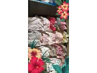 Newborn,first size, and 0-3 baby clothes