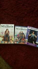 Miranda the complete collection