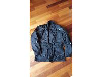 Textile Scotchlite Waterproof Motorcycle Jacket