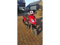 KYMCO MOPED one year old