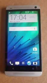 HTC One - 32GB - Silver -O2- Smart Mobile phone