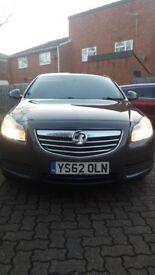 2013 Vauxhall insignia 160bhp