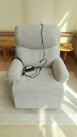 Electric Recliner. Top quality GPLAN. Was £1200 new in February.