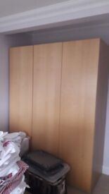Ikea wardrobes and chests of drawers will split