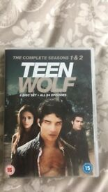 Teen Wolf Season 1,2 and Part 1 of Season 3