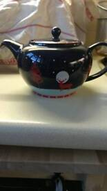 Reindeer Christmas teapot