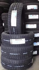 BRAND NEW WINTER SNOW ICE TIRES HANKOOK I*CEPT W606 & SUNFULL SFW11 **FREE INSTALLATION & BALANCING** 416-650-0025