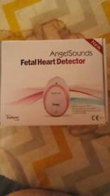 Angel Sounds Fetal Heart Monitor