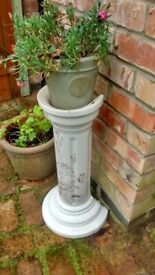 Garden Pedestal