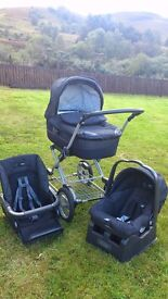 Mamas & Papas 3 in 1 Pram