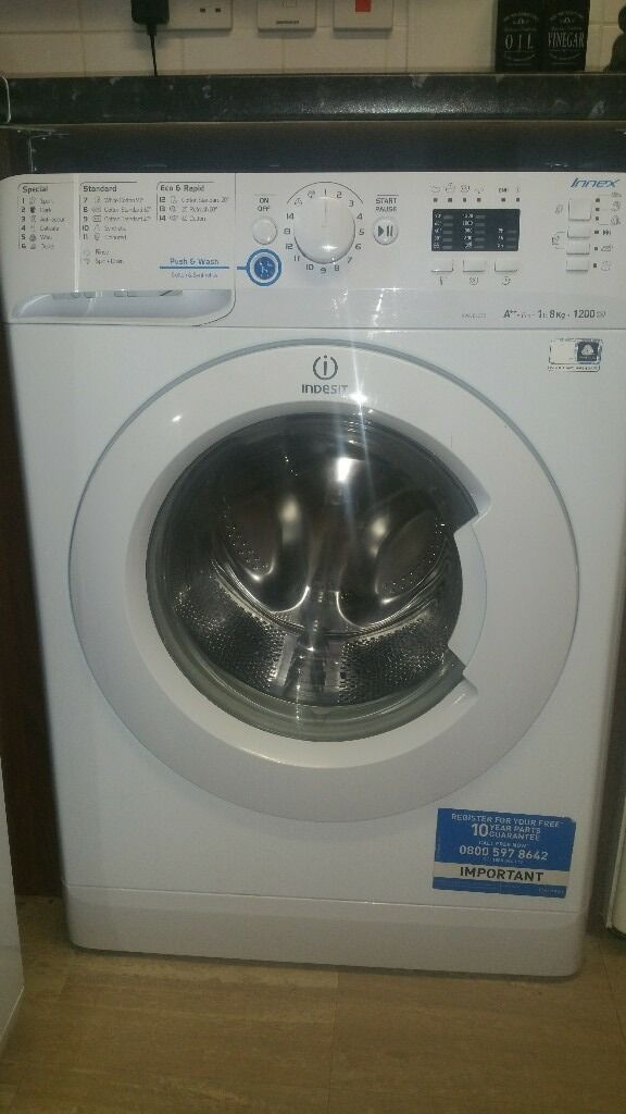 washing machine £50