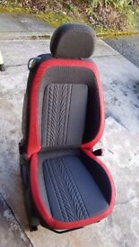 Vauxhall Corsa Sri Drivers Seat ** Fantastic Condition **