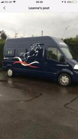3.5t Vauxhall Movano Equisport-sport conversion