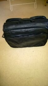 Briefcase / Laptop Saddlebag BRAND NEW - NOW FREE POSTAGE