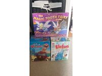Bundle of games Elefun, Pop-up Pirates and Magic Tooth Fairy