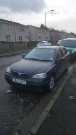 Vauxhall Astra (swap)