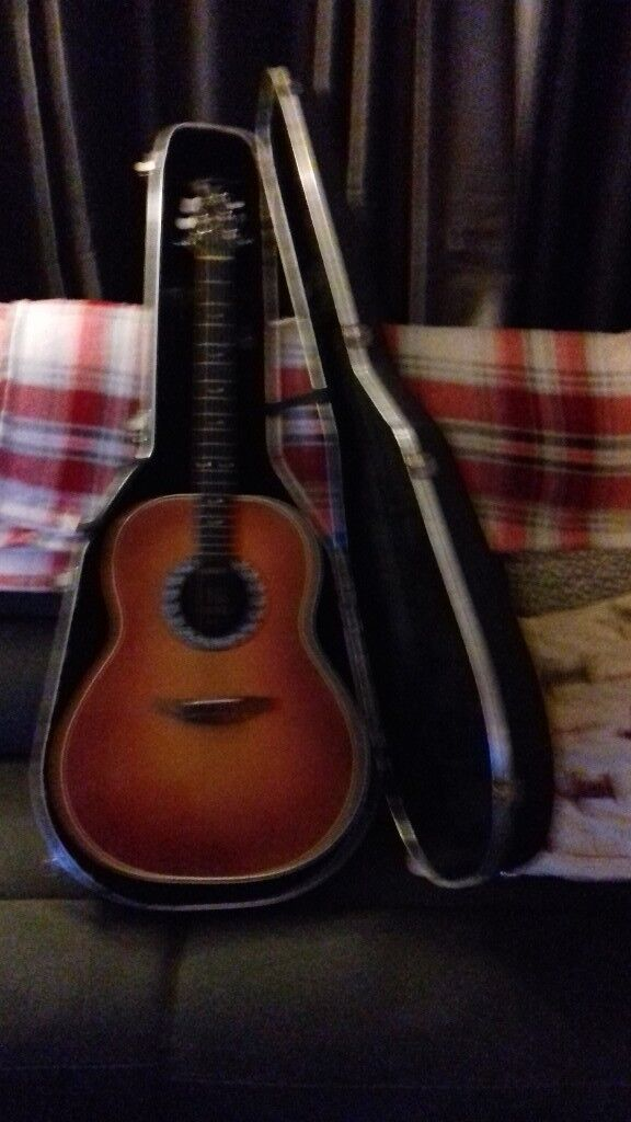 Ovation Matrix Acoustic In Waterlooville Hampshire Gumtree