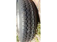 Car / Van / trailer tyre kumho 145 R12