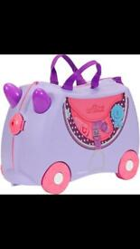 Bluebell the pony Trunki suitcase never been used suitcase cabin baggage