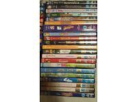 88 disney animation dvds